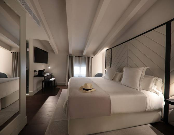 Classic Room with Terrace Summum Prime Boutique Hotel Palma