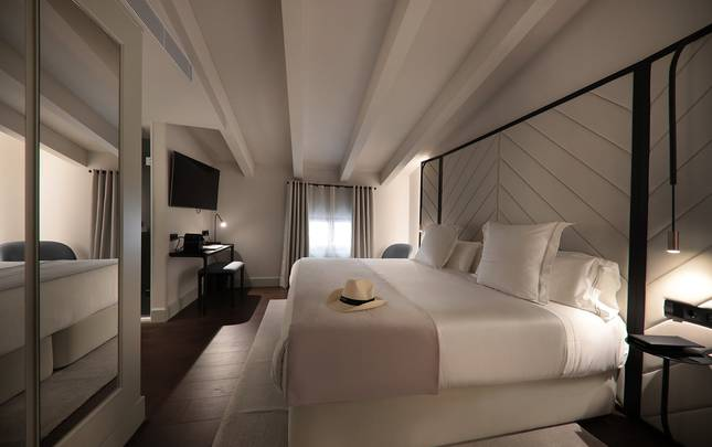 DOUBLE DELUXE ROOM Summum Prime Boutique Hotel Palma