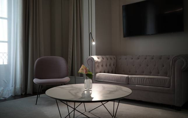 PARIETTI SUITE Summum Prime Boutique Hotel Palma